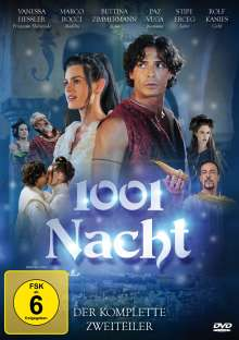 1001 Nacht (2012), DVD