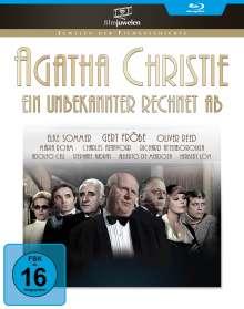 Ein Unbekannter rechnet ab (Zehn kleine Negerlein) (Blu-ray), Blu-ray Disc