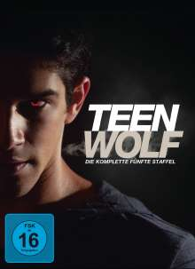 Teen Wolf Staffel 5 (Softbox), 7 DVDs