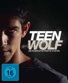 Teen Wolf Staffel 5 (Softbox) (Blu-ray), 5 Blu-ray Discs