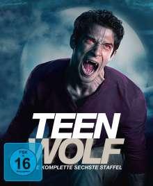 Teen Wolf Staffel 6 (finale Staffel) (Softbox) (Blu-ray), 5 Blu-ray Discs