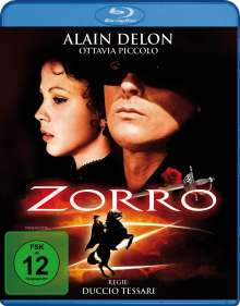 Zorro (1975) (Blu-ray), Blu-ray Disc