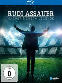 Rudi Assauer - Macher. Mensch. Legende (Blu-ray), Blu-ray Disc