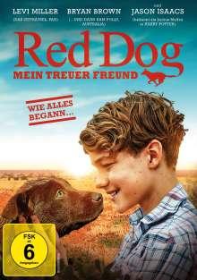 Red Dog - Mein treuer Freund, DVD