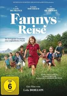 Fannys Reise, DVD