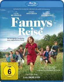 Fannys Reise (Blu-ray), Blu-ray Disc