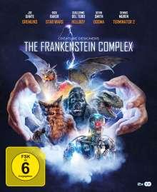 Creature Designers: The Frankenstein Complex (OmU) (Blu-ray im Digipak), 2 Blu-ray Discs