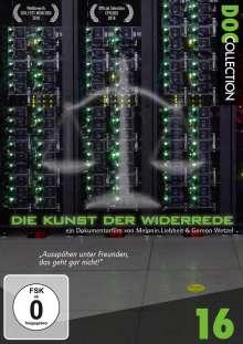 Die Kunst der Widerrede, DVD