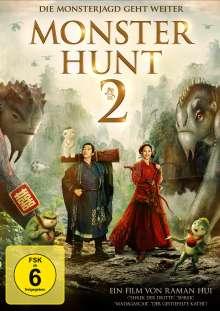Monster Hunt 2, DVD