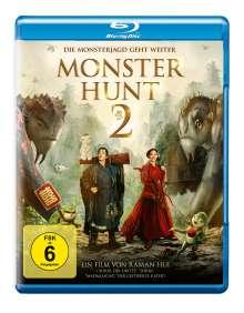 Monster Hunt 2 (Blu-ray), Blu-ray Disc