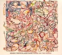 Henrik Freischlader: Hands On The Puzzle, CD