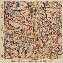 Henrik Freischlader: Hands On The Puzzle (180g), 2 LPs