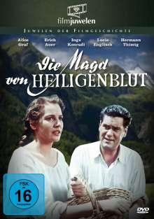 Die Magd von Heiligenblut, DVD