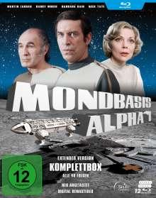 Mondbasis Alpha 1 (Komplettbox) (Blu-ray), 12 Blu-ray Discs