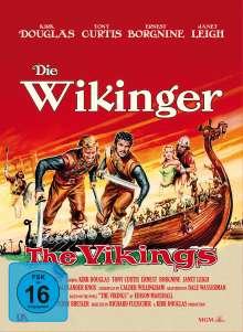 Die Wikinger (1958) (Blu-ray & DVD im Mediabook), Blu-ray Disc