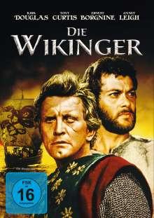 Die Wikinger (1958), DVD