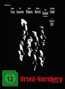 Das Urteil von Nürnberg (Blu-ray & DVD im Mediabook), 2 Blu-ray Discs