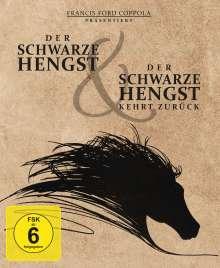 Der schwarze Hengst / Der schwarze Hengst kehrt zurück (Blu-ray), 2 Blu-ray Discs