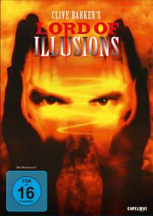 Lord of Illusions, DVD