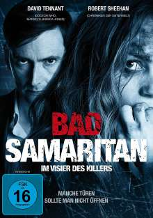 Bad Samaritan, DVD