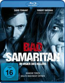 Bad Samaritan (Blu-ray), Blu-ray Disc