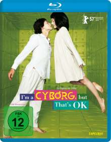 I'm a Cyborg, But That's OK (Blu-ray), Blu-ray Disc