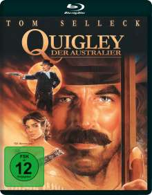 Quigley der Australier (Blu-ray), Blu-ray Disc