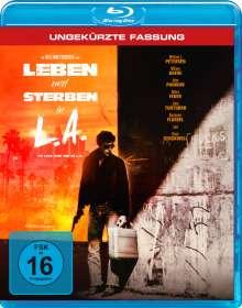 Leben und Sterben in L.A. (Blu-ray), Blu-ray Disc