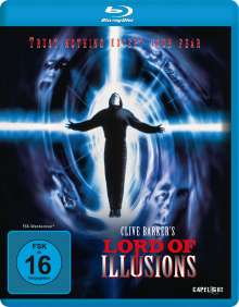 Lord of Illusions (Blu-ray), Blu-ray Disc