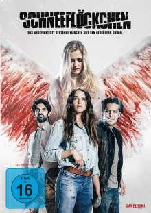 Schneeflöckchen, DVD