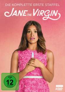 Jane the Virgin Staffel 1, 5 DVDs