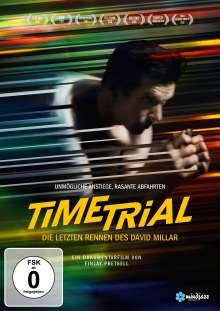 Time Trial - Die letzten Rennen des David Millar (OmU), DVD