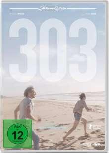 303, DVD