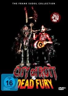 City Of Rott / Dead Fury (SD on Blu-ray im Pop-Up Mediabook), 2 Blu-ray Discs