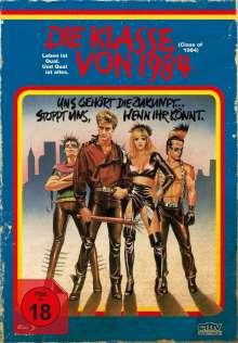 Die Klasse von 1984 (VHS-Edition) (Blu-ray & DVD), Blu-ray Disc