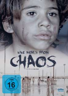 Nine Meals From Chaos (OmU), DVD