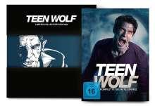 Teen Wolf Staffel 6 (finale Staffel) (Digipak mit Sammler-Box), 7 DVDs
