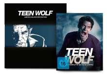 Teen Wolf Staffel 6 (finale Staffel) (Digipak mit Sammler-Box) (Blu-ray), 5 Blu-ray Discs