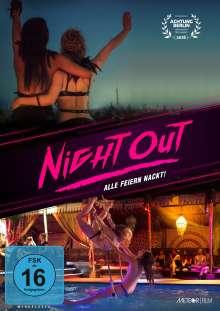 Night Out - Alle feiern nackt!, DVD