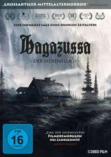 Hagazussa - Der Hexenfluch, DVD