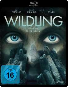 Wildling (Blu-ray), Blu-ray Disc
