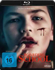 Boarding School (Blu-ray), Blu-ray Disc