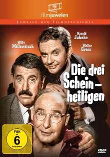 Die drei Scheinheiligen, DVD