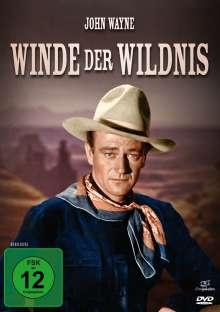 Winde der Wildnis, DVD