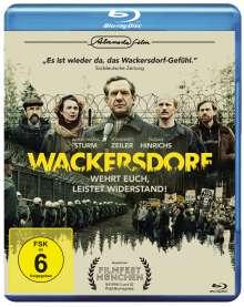 Wackersdorf (Blu-ray), Blu-ray Disc