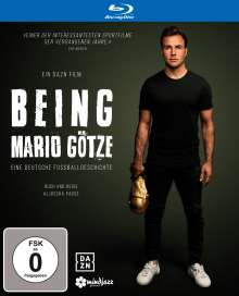 Being Mario Götze (Blu-ray), Blu-ray Disc