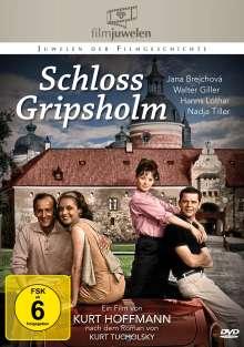 Schloss Gripsholm, DVD