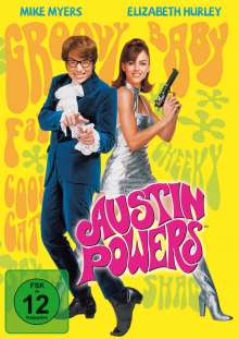 Austin Powers, DVD
