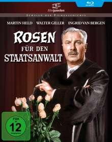 Rosen für den Staatsanwalt (Blu-ray), Blu-ray Disc