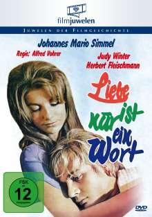 Liebe ist nur ein Wort (1971), DVD